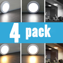 Motion Sensor Active Light Battery PIR LED Night Lights Magnetic Wireless Cabinet