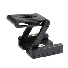 Vente chaude Caméra Trépied Tête Solution Photographie Studio Caméra Flex pliage Z pan Flex Multi-angle de Pliage pour DSLR caméra