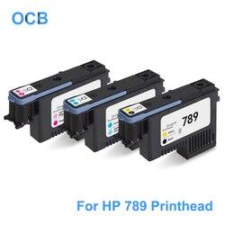 Para HP 789 cabezal de impresora DesignJet CH612A CH613A CH614A cabezal de impresión compatibles para DesignJet Cartera de HP DesignJet-L25500 la cabeza de la impresora (BK/C/LC/M/LM)