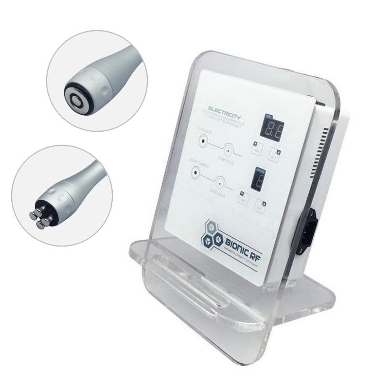 De Radiofrecuencia rf portátil Máquina de La Belleza Facial dispositivo de estiramiento de La Piel rejuvenecimiento Facial
