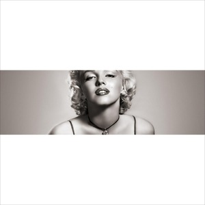 HD Sexy Tattoo Marilyn Monroe Mural Painting Antique Room Party parlors Cinema Poster Decor Large size 190x60 cm