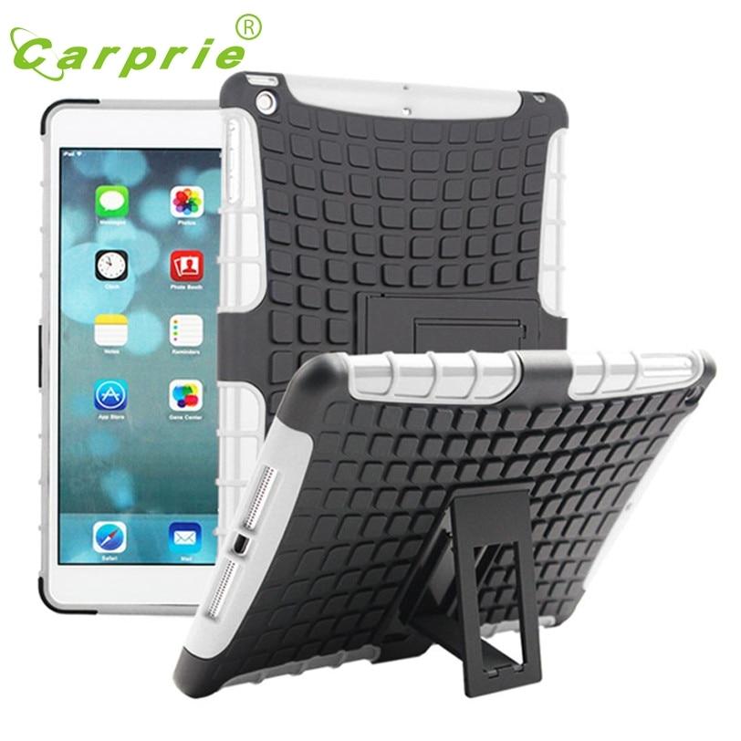 CARPRIE Fashion Dual Layer 2 in 1 Rugged Hybrid Hard Case For iPad Air iPad 5 Mar1 MotherLander