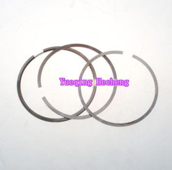 2Sets/Lot Piston Ring Set 16261-21050 For D1105 Engine KX41 Excavator Free Shipping