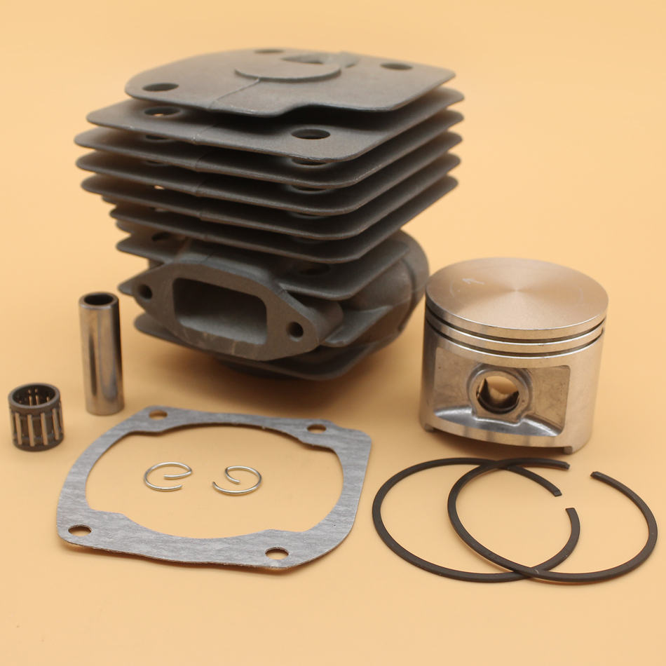 Nikasil Plated Cylinder Piston Bearing Gasket 50mm Kit For