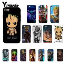 Yinuoda Guardians of the for Galaxy Marvel Cover   Phone Case for iPhone6S 6plus 7 7plus 8 8Plus X Xs MAX 5 5S XR 11 pro max цена в Москве и Питере