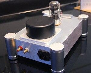 Image 5 - KYYSLB Marantz 7 tout en aluminium amplificateur châssis Tube préamplificateur boîtier amplificateur