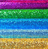 Chunky Sparkle Hexagon Thick Glitter Fabric TC PU Leather Backing Wallpaper Furniture Wedding Party Carpet Shoe