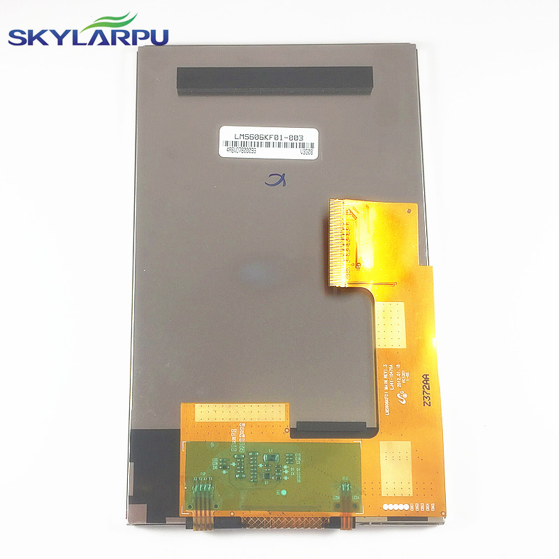 skylarpu 6 inch LMS606KF01 LMS606KF01 MAIN REV1.3 full GPS LCD display screen with touch screen digitizer panel free shipping 7 inch for asus me173x me173 lcd display touch screen with digitizer assembly complete free shipping