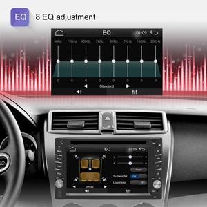 Image 4 - 2DIN カー Dvd プレーヤーラジオ Gps Bluetooth Carplay Android のために X TRAIL キャシュカイ x トレイル日産ジューク SWC FM AM USB/SD