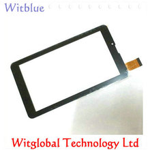 Witblue New 7» Tablet Touch Screen For RoverPad Sky S7 3G Touch Panel Digitizer Glass Sensor replacement Free Shipping