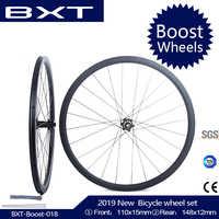 Nouveau Boost roues 29er VTT roues 148*12mm vélo en aluminium roue 29 pouces Boost roues 110*15mm livraison gratuite