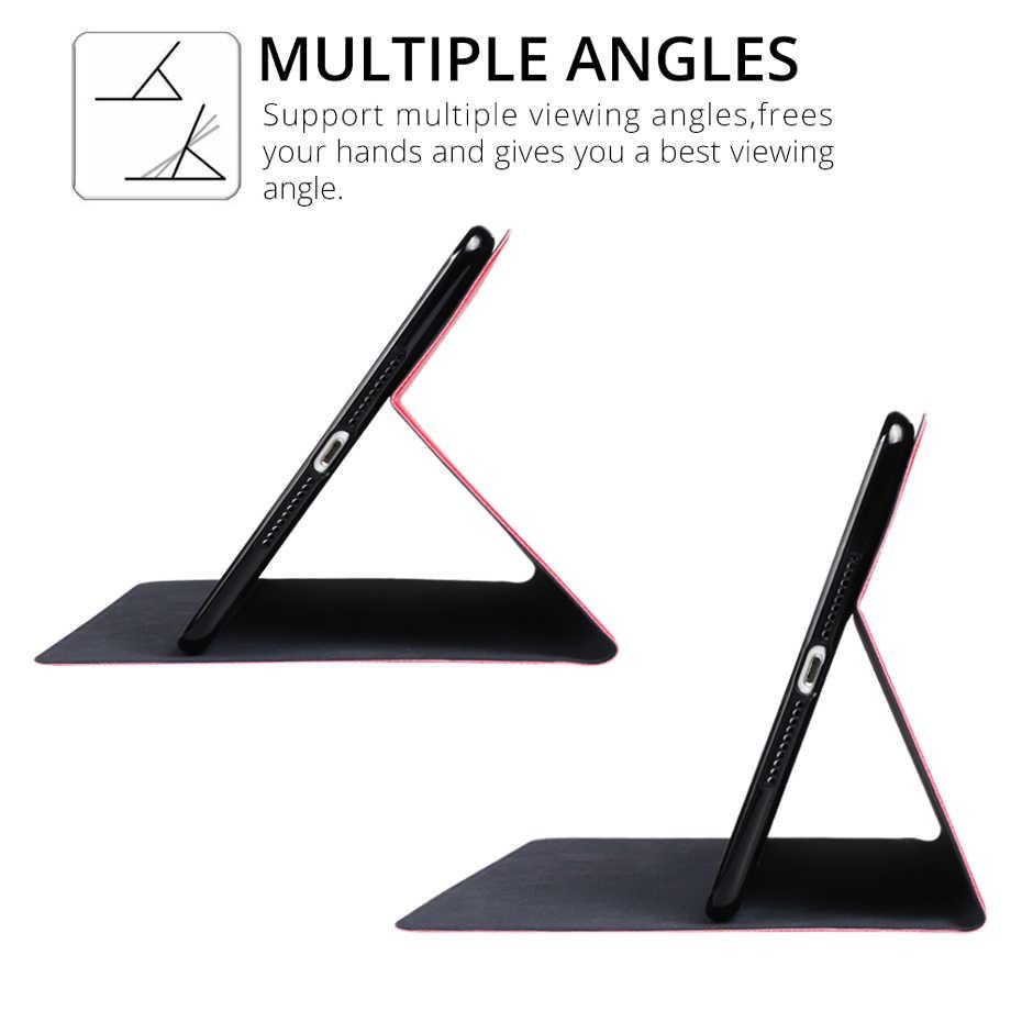 QIJUN kılıf için Lenovo Tab 2 A7-30HC A7-30TC 7.0 ''Flip Tablet kılıfları Tab2 7 A7-30hc A7-30tc standı kapak yumuşak koruyucu kabuk