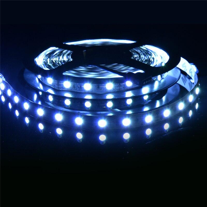3-способ 4-контактный rgbw полосы Rope Light Kit + <font><b>Bluetooth</b></font> телефон приложение контроллер Водонепроницаемый Цвет изменение светодиодные лампы Газа для в&#8230;