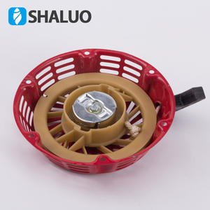 2018 New 173F recoil starter 178F Gasoline 950 Watt generator spare parts recoil starter modle engine pull plate set