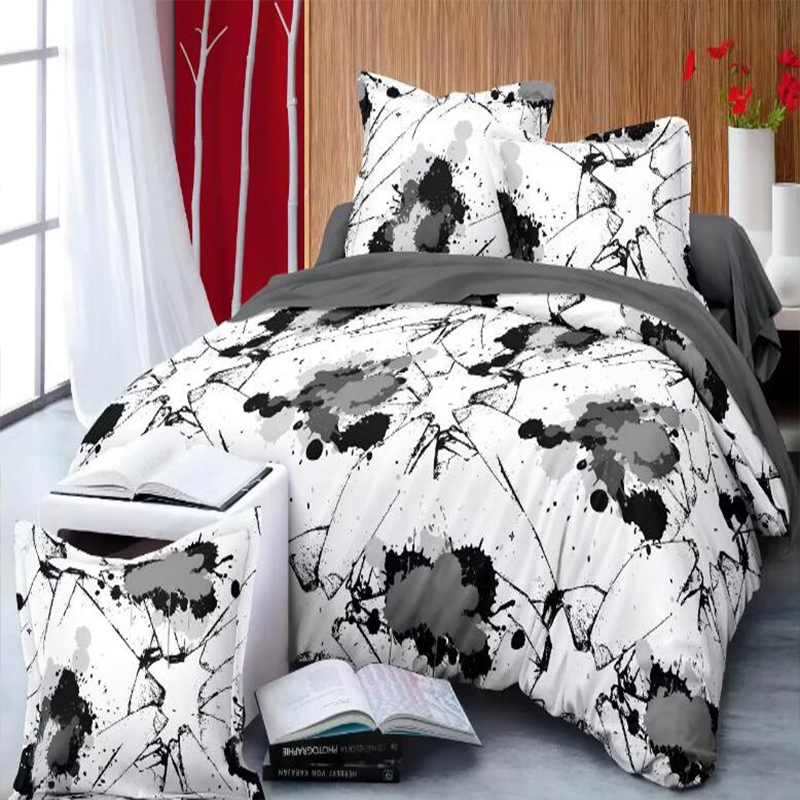 Pen And Ink Duvet Cover Bed Cover Pillow Cases Twin Full Queen King UK Double Size Art B ...