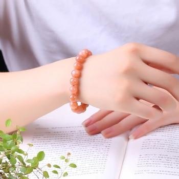 Pierre De Soleil Naturel Bracelet