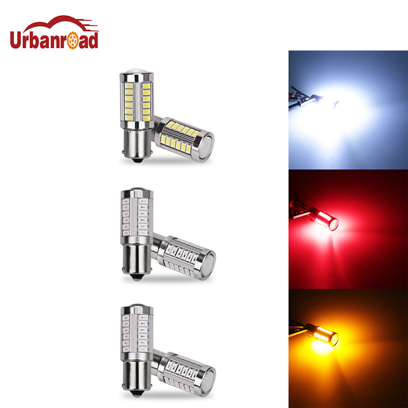 1pcs 12V 1156 BA15S P21W 5630 5730 LED Car Tail Bulb Brake Lights auto Reverse Lamp Daytime Running Light red white yellow newest silica gel 1156 ba15s p21w 8led car tail bulb brake lights 360 degree shine auto reverse lamp white yellow lamp