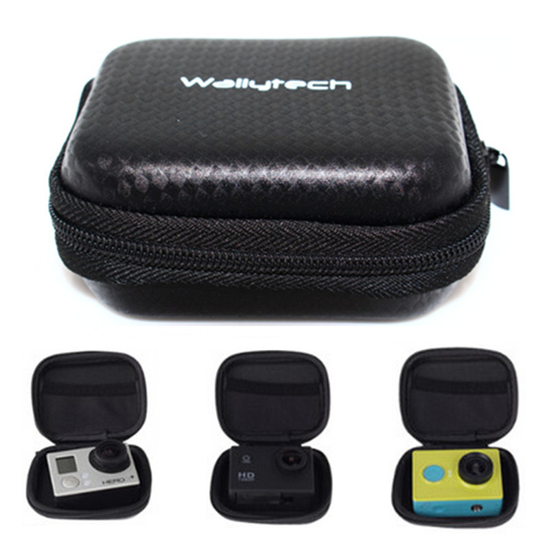 Small Waterproof Storage Camera Bag For Go Pro Eva Cover Box Protectiv