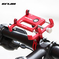 Aluminum mtb road mountain bike motorcycle bicycle phone holder motorbike cell mobile phone stand mount for 3.5-7 inch phone