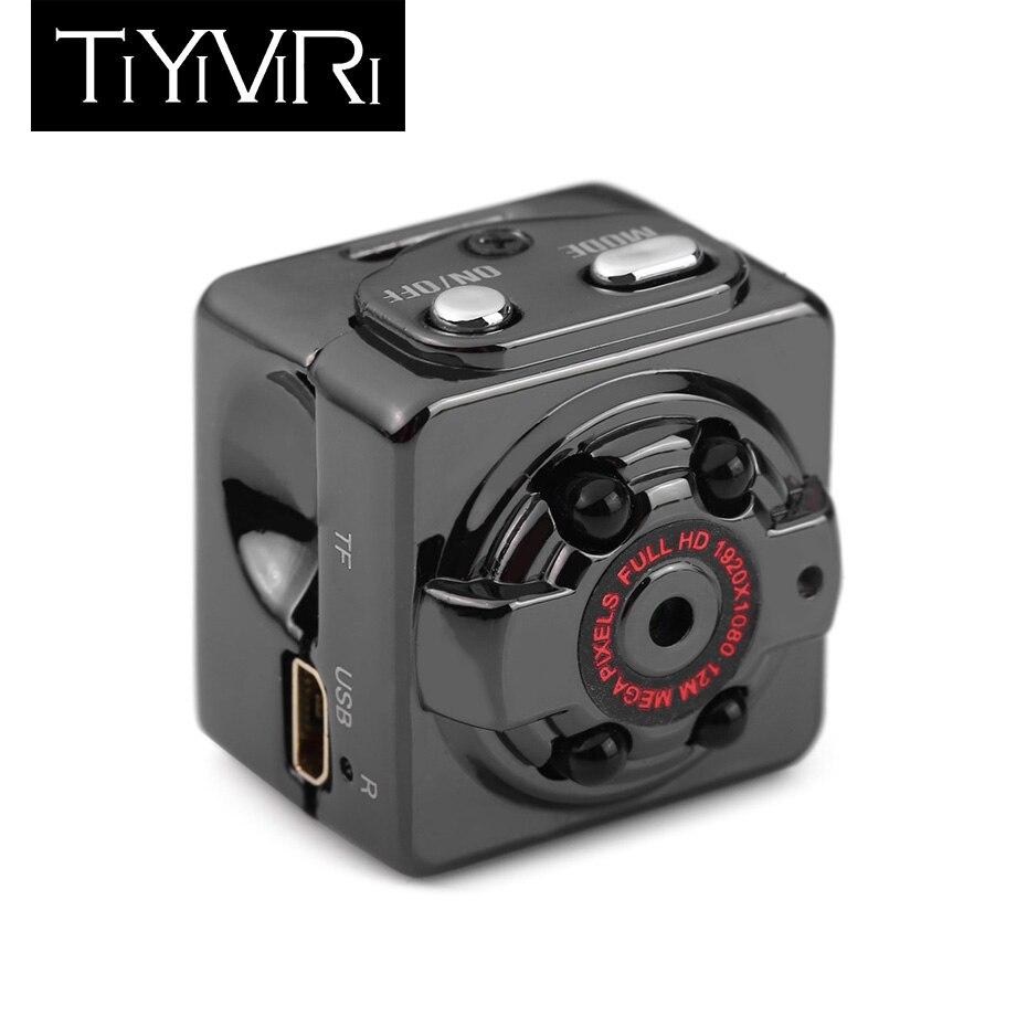 Mini Full HD 1080 p Cámara SQ8 con Sensor de movimiento pequeña cámara Micro videocámara deporte al aire libre DV Video grabadora de voz acción Cam