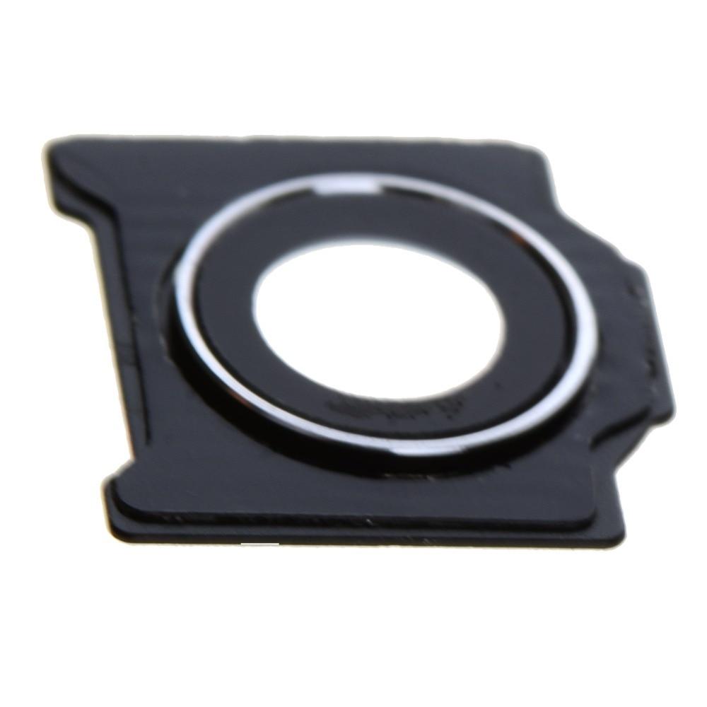 Baru Belakang Kamera Lensa Kaca Sarung Bagian Lingkaran Perbaikan untuk Sony Xperia Z1 Z2 Z3-Internasional