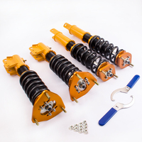For Mitsubishi Lancer EVO 7 8 9 CT9A Full Coilover Suspension Lowering Kits 01 02 03