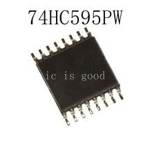 100PCS 74HC595P 74HC595PW SOP-16 Best quality