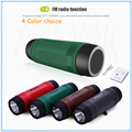 Classical ZEALOT S1 3 in 1 Outdoor Portable Bicycle Portable Wireless Bluetooth Speaker Flashlight Power Bank with TF Card Slot