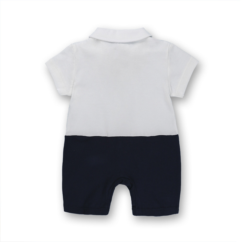 Noworodek Ubrania dla dzieci Garnitur Letnie Wspinaczka Odzież - Odzież dla niemowląt - Zdjęcie 5