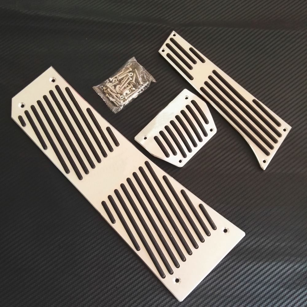 Bmw Z4 Pedal Car: TTCR II Accessories Gas Fuel Brake Footrest Pedal Plate