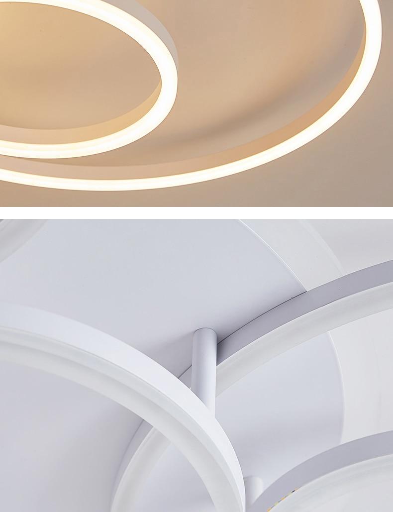 HTB1tq7mXhrvK1RjSszeq6yObFXaZ Circular Ceiling Light | Circular Light Bulb | NEO Gleam 2/3/5/6 Circle Rings Modern led ceiling Lights For living Room Bedroom Study Room White/Brown Color ceiling Lamp led circle light, circle light, ring ceiling light
