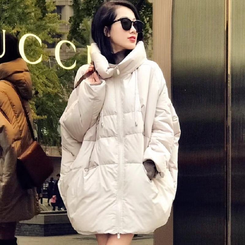 Winter women Coat Warm jacket women's down Jacket Pregnant clothing Women outerwear parkas maternity winter warm clothing cocoon