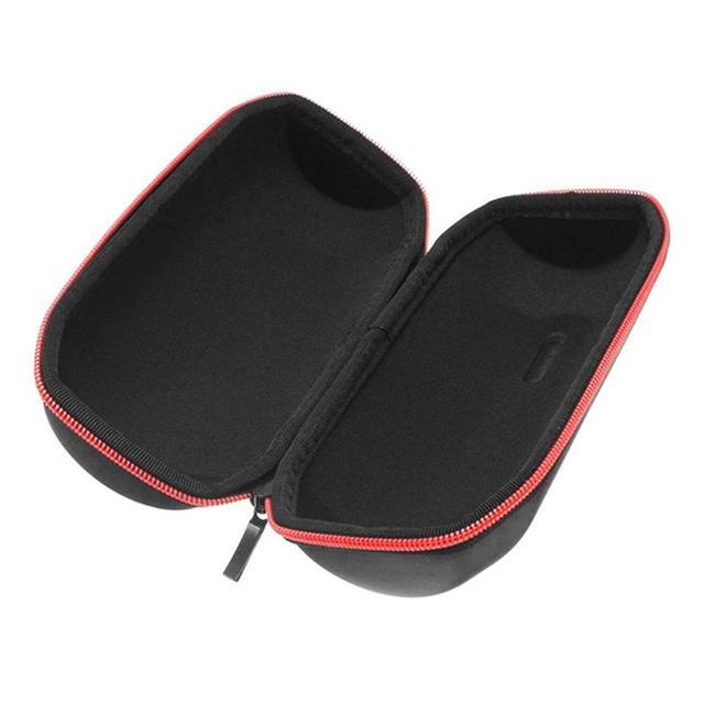 רוכסן נייד מגן לשאת פאוץ תיק כיסוי ניילון + TPU מקרה עבור T2TG117 Bluetooth רמקול נסיעות מגן תיבה
