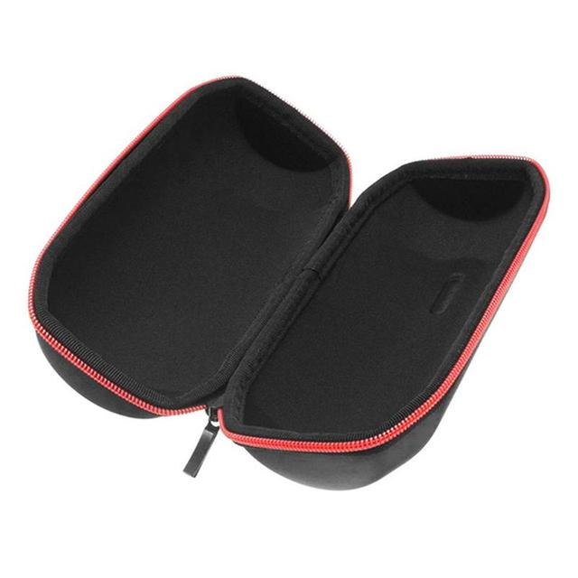 Zipper Portable Protective Carry Pouch Bag Cover Nylon+TPU Case for T2TG117 Bluetooth Speaker Travel Protective Box