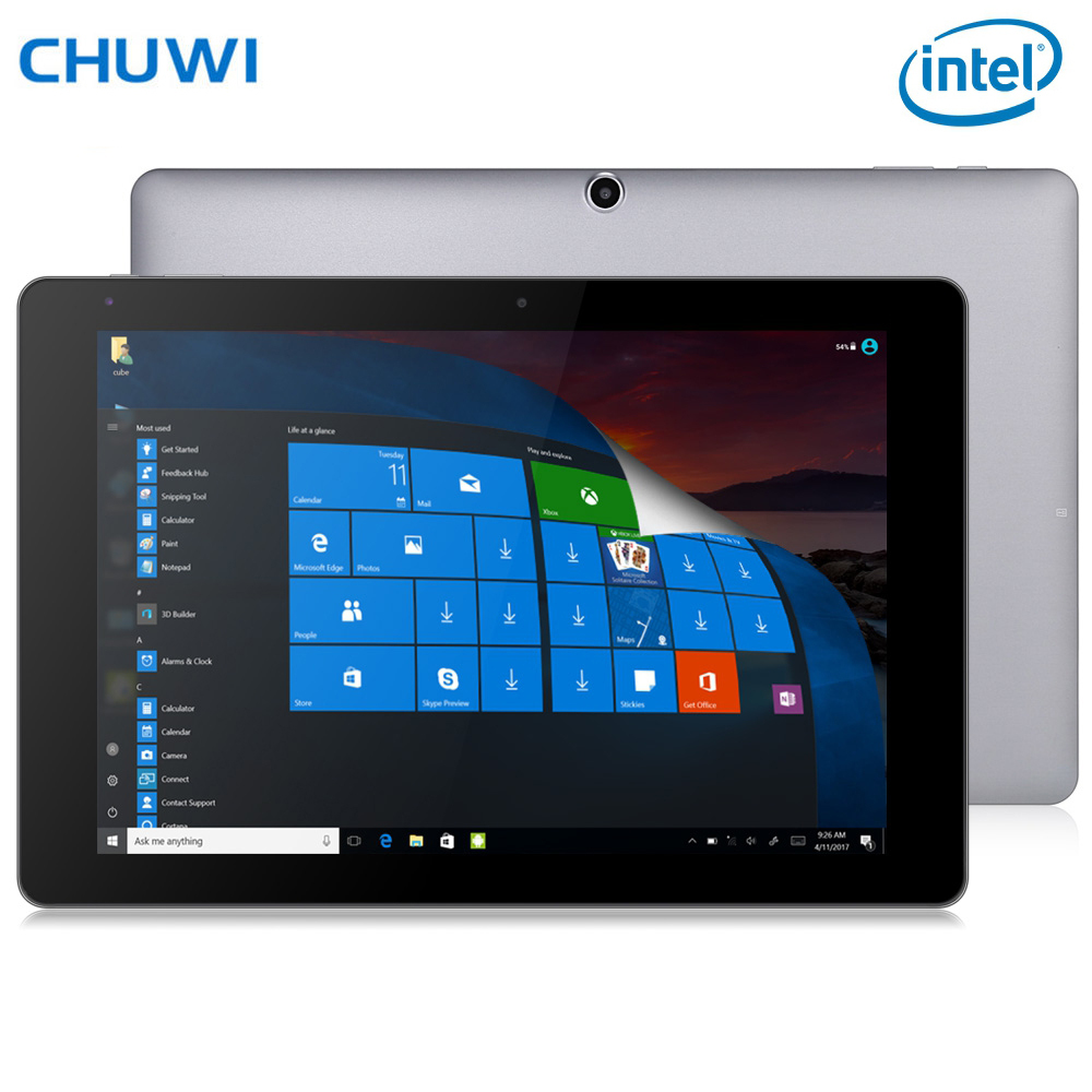 CHUWI HI10 PLUS 10.8 inch Windows 10 + Android 5.1 Tablet ...