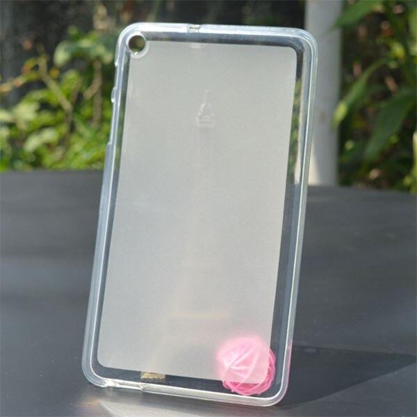 buy popular 57371 825c1 US $8.0 |Soft Clear Transparent Rubber TPU Gel Case Back Cover For ASUS  Zenpad C 7.0 Z170C Z170CG Z170CX P01Y P01Z 7