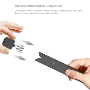 Image 4 - Orijinal elektronik sigara OVNS W01 Pod buharlaştırıcı 280mAh pil 0.7ml Pod kartuşları Pod kalem tipi elektronik sigara Vape kiti VS minifit kiti