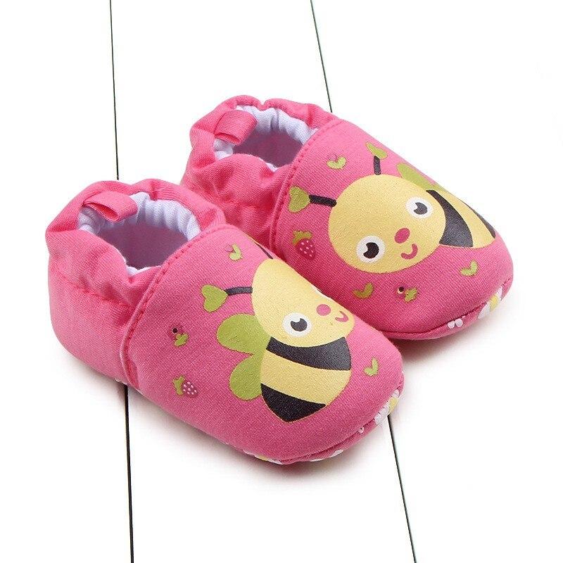 6a3f92ecb جديد التجزئة 0-12 متر الرضع فتاة لينة وحيد حذاء طفل سرير الطفل كيد الرئيسية