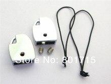 as gift wholesale 50pcs D Head Clasp zinc alloy Internal Dia 10mm Fit 10mm band DIY