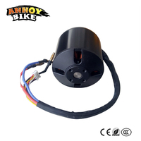 63mm Skateboard Motor High Speed Explosion Protection BLDC Motor 24v 36v 500w 1500w For Electric Skatebaord Model Aircraft DIY