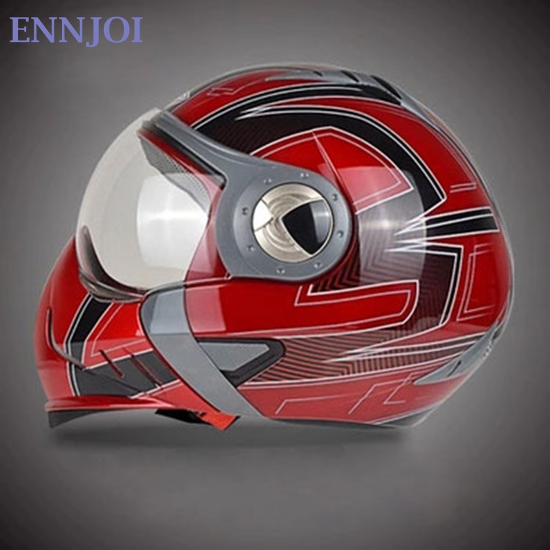 Full Face Four Seasons Motorcycle Helmet Motorcycle Riding Helmet Men Women Off Road Downhill Racing Helmet Cross Helmet motorcycle helmet 2 bags saddle bag knight rider equipment oxford contraction helmet bag fit full face helmet back pad bag