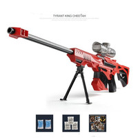Gun bullet live cs gun plastic toys sniper rifle pistol water paintball gun outdoor toys paintball elite air soft gun toy