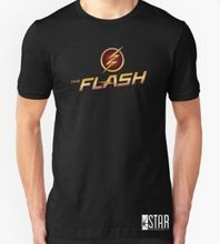 The Flash S.T.A.R. Women Cotton T-Shirt