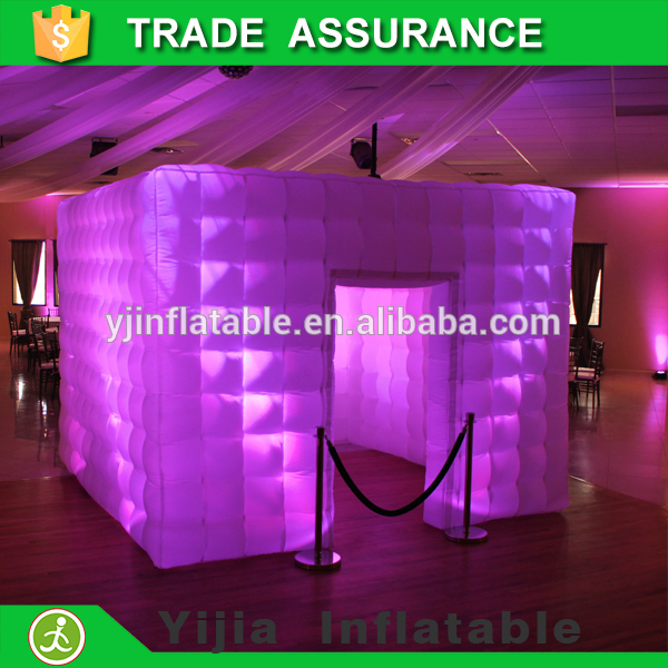 Alta calidad portable Photo Booth cabina