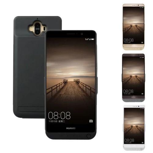 Цена за Внешний 8000 мАч USB Power bank Пакет зарядное Устройство Чехол Для Huawei Mate 9