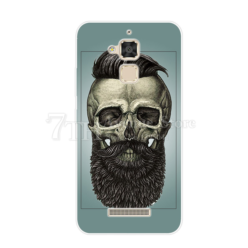 Cool Design Case For Asus Zenfone 3 Max ZC520TL Soft Silicone TPU Cover Phone Cases For Asus Zenfone 3 Max ZC520TL