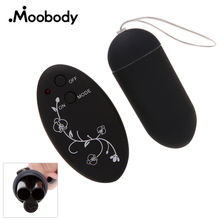 Wireless Vibrating Egg Bullet Remote Control Jump Egg Mute Frequency Vagina Massager Waterproof Adult Sex Toys for Women Men
