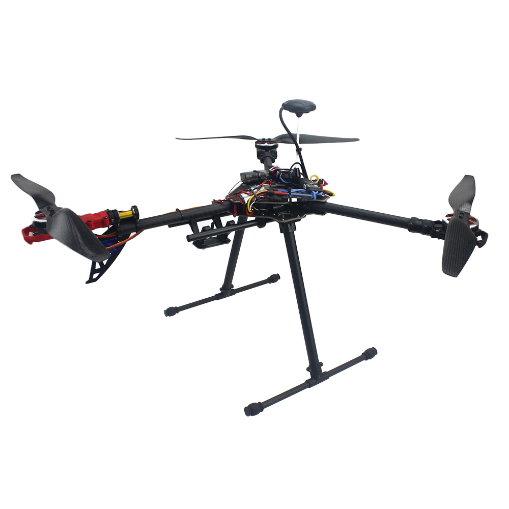 RTF Full Kit HMF Y600 Tricopter Copter Hexacopter APM2.8 GPS Drone ...