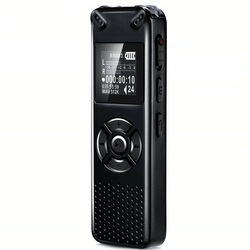 Digital Voice Activated Recorder Portable Hidden 8GB HD Sound Audio Telephone Recording Dictaphone MP3   Recorder MP3 Player