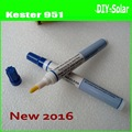 951 Kester Flux Pen 2pcs/lot for DIY Solar Cells Soldering, PCB Soldering Solder Tool  Rosin Flux Pen 951